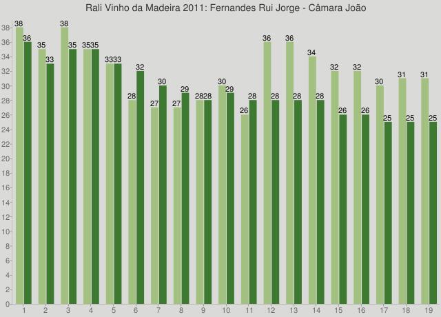 Rali Vinho da Madeira 2011: Fernandes Rui Jorge - Câmara João