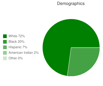 Emma G. Whiteknact School Demographics
