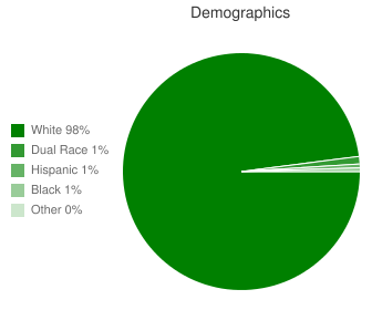 Smith Center Elementary School Demographics