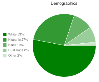 Bryant Core Knowledge Magnet Demographics