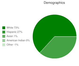 West Point-Beemer Jr/Sr High Demographics