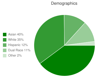 Country Lane Elementary Demographics