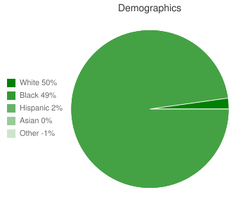 Demopolis Middle School Demographics