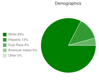 Walden Center Demographics
