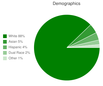 Blue Valley Middle Demographics