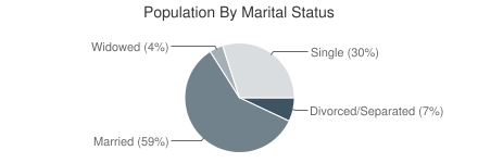 Population By Marital Status