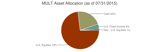 MULT Asset Allocation (as of 07/31/2015)