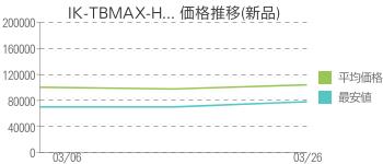 IK-TBMAX-H... 価格推移(新品)
