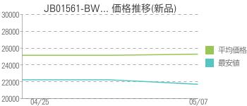 JB01561-BW... 価格推移(新品)