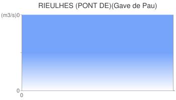 RIEULHES (PONT DE)(Gave de Pau)