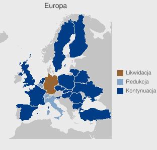 Europa po Fukushimie