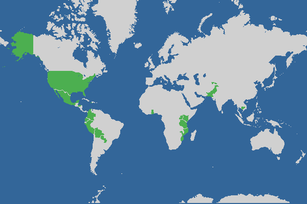 How many countries I have been to. Visited Countries Map Maker