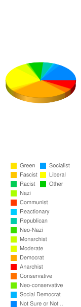 What is your basic political or ideological orientation? - Stats Chart