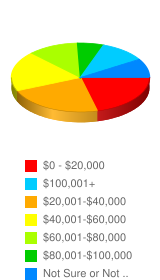 What is your (or your parents`) annual income? - Stats Chart