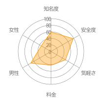 AYIレーダーチャート