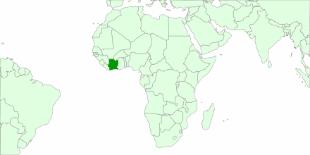 Elfenbenskysten