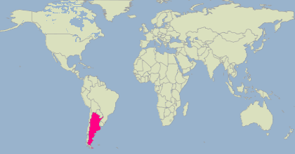 Argentina in the world