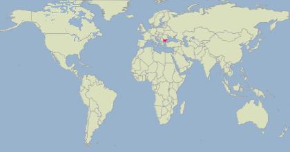 Bulgaria in the world
