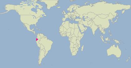 Ecuador in the world