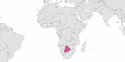 Envoi de SMS Botswana