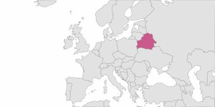 Envoi de SMS Biélorussie