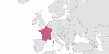SMS sending France (Metropolitan)