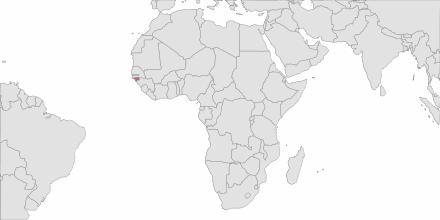 SMS sending Guinea-Bissau