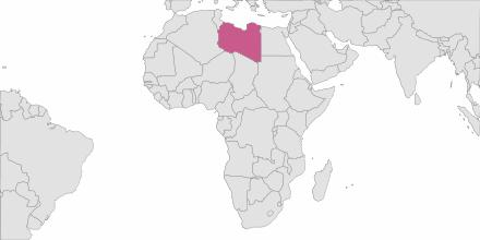 Envoi de SMS Libye