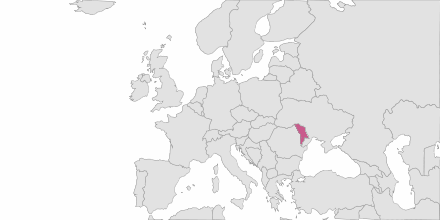 Envoi de SMS Moldavie