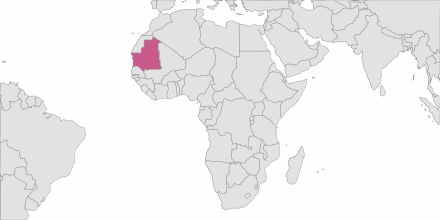 Envoi de SMS Mauritanie