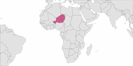 SMS sending Niger