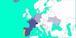 Votes for Portugal