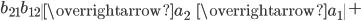 b_{21}b_{12}\begin{vmatrix}\overrightarrow{a}_2&\overrightarrow{a}_1\end{vmatrix}+