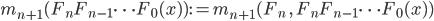 m_{n+1}(F_n F_{n-1} \cdots F_0 (x) ) := m_{n+1} ( F_n \; ,\; F_n F_{n-1} \cdots F_0 (x))