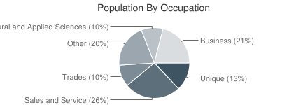 Population By Occupation