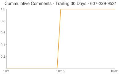 Cummulative Comments 607-229-9531