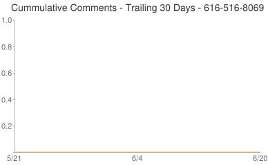 Cummulative Comments 616-516-8069
