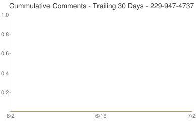 Cummulative Comments 229-947-4737