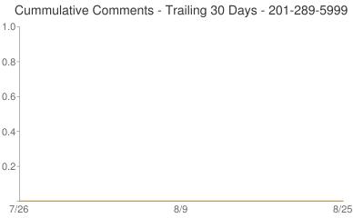 Cummulative Comments 201-289-5999
