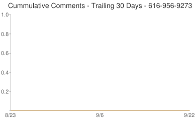 Cummulative Comments 616-956-9273