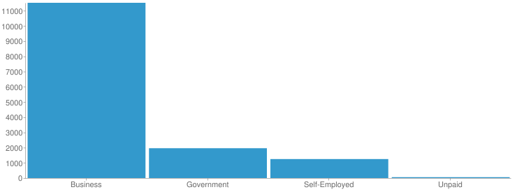 Employment Type Chart