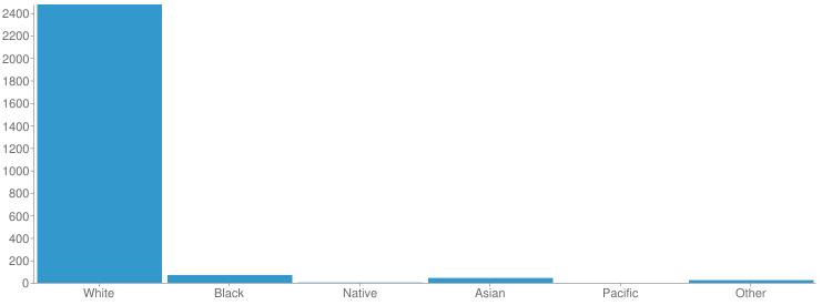 Racial Profile Chart