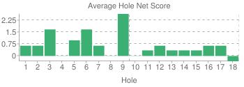 Average Hole Score