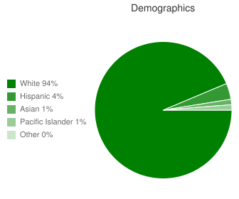Wayne Community Junior High School Demographics