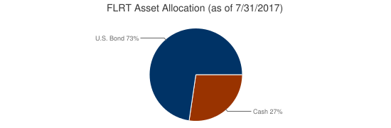 FLRT Asset Allocation (as of 7/31/2017)