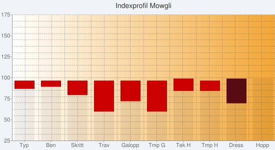Chart?chs=550x300&cht=bvs&chco=00000010,cc0000,00cc00,00000010,580c12,0b6711&chf=bg,s,f0f4f9 c,lg,0,ffffff,0,f3a635,1&chxt=y,x&chxl=1: typ ben skritt trav galopp tmp+g tek+h tmp+h dress hopp&chxr=0,25,175&chg=5.0,5.0,2.0,2