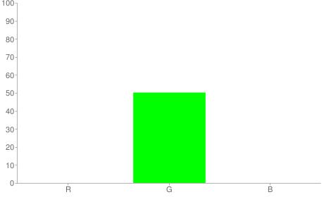 #008000 rgb color chart bar