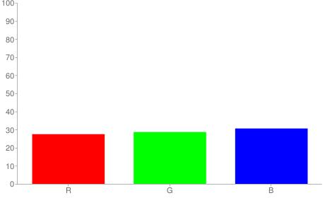 #46494e rgb color chart bar