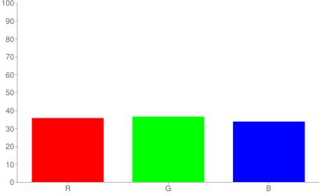#5b5d56 rgb color chart bar