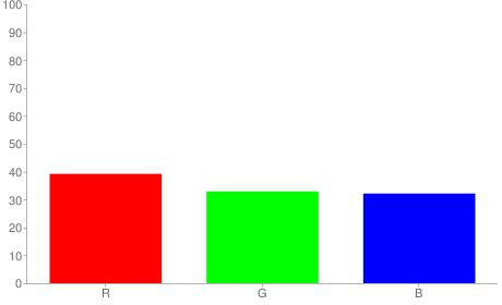 #645452 rgb color chart bar